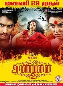 Aranmanai 2 Tamil Movie